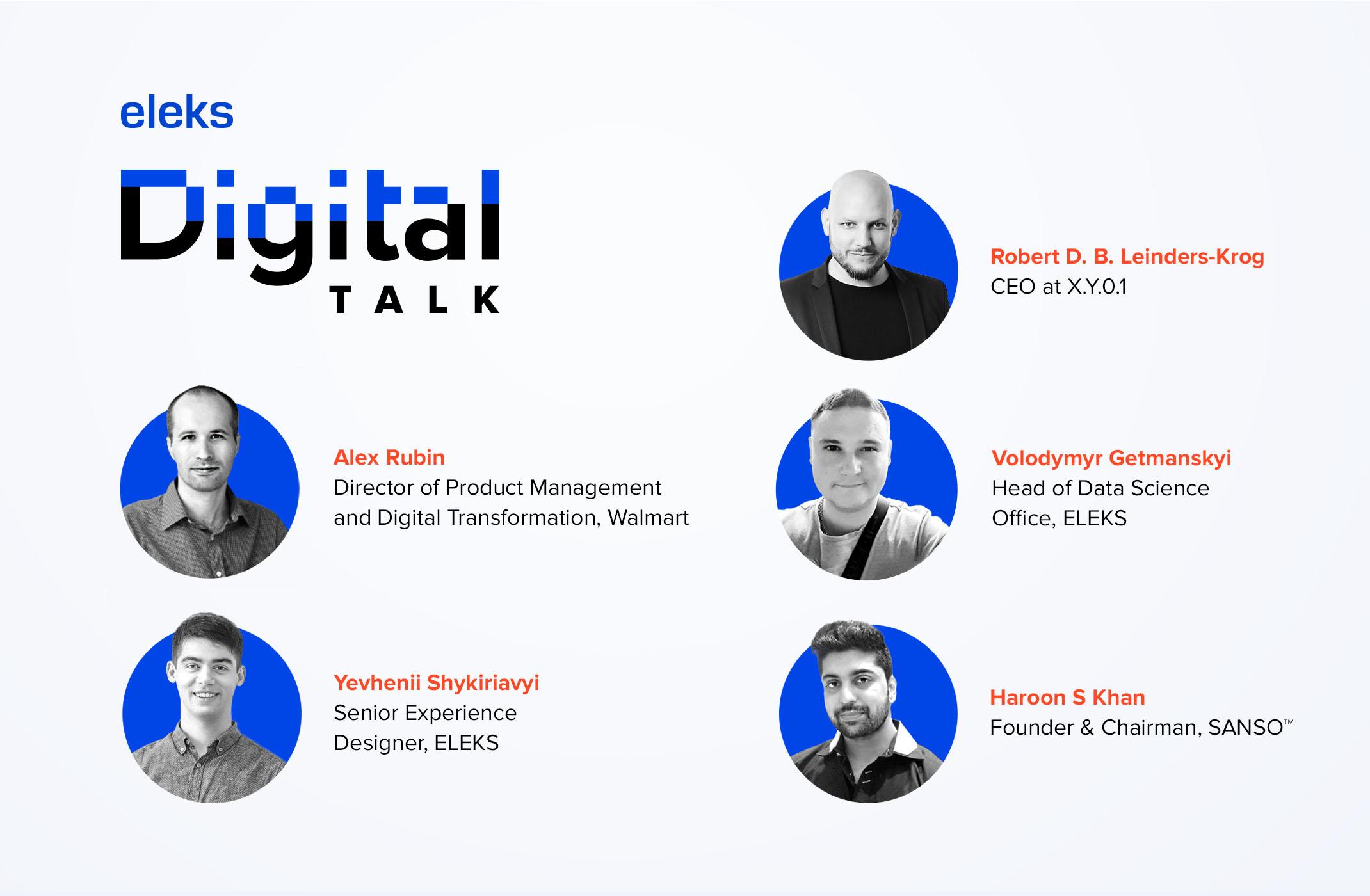 DigitalTalk speakers