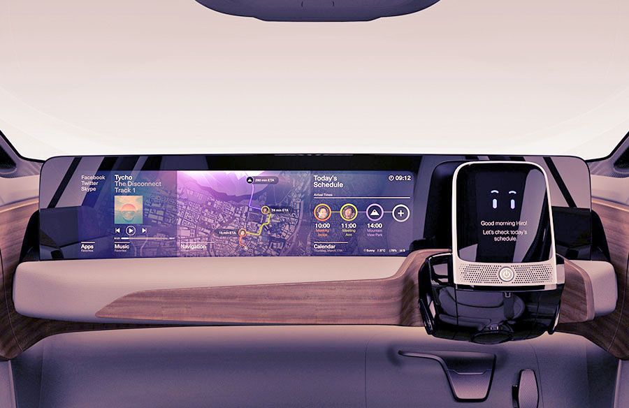 vehicle infotainment systems