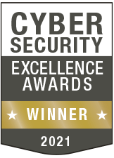 Cybersecurity Excellence Award 2021