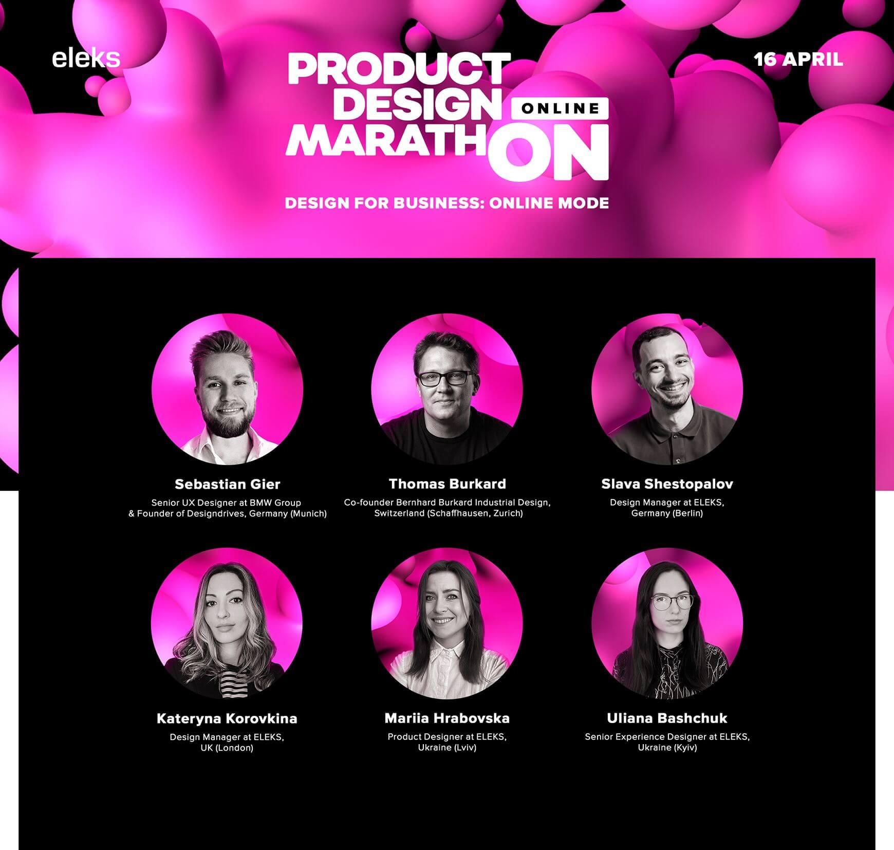 pd marathon