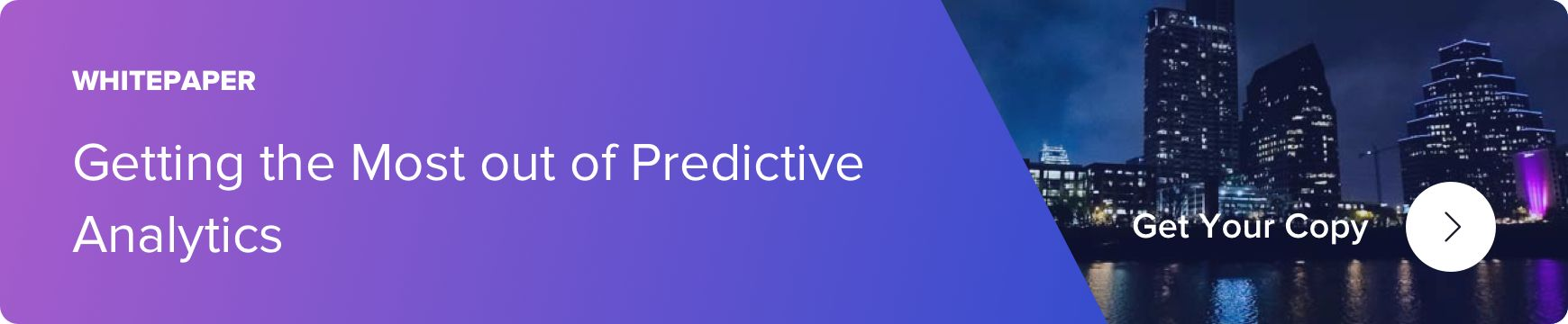getting most predictive analytics technology