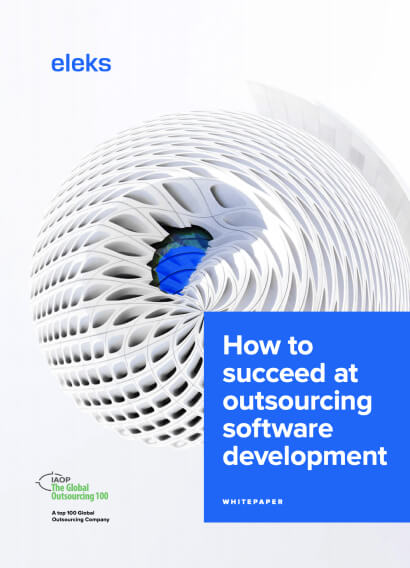 How to Succeed at Outsourcing Software Development