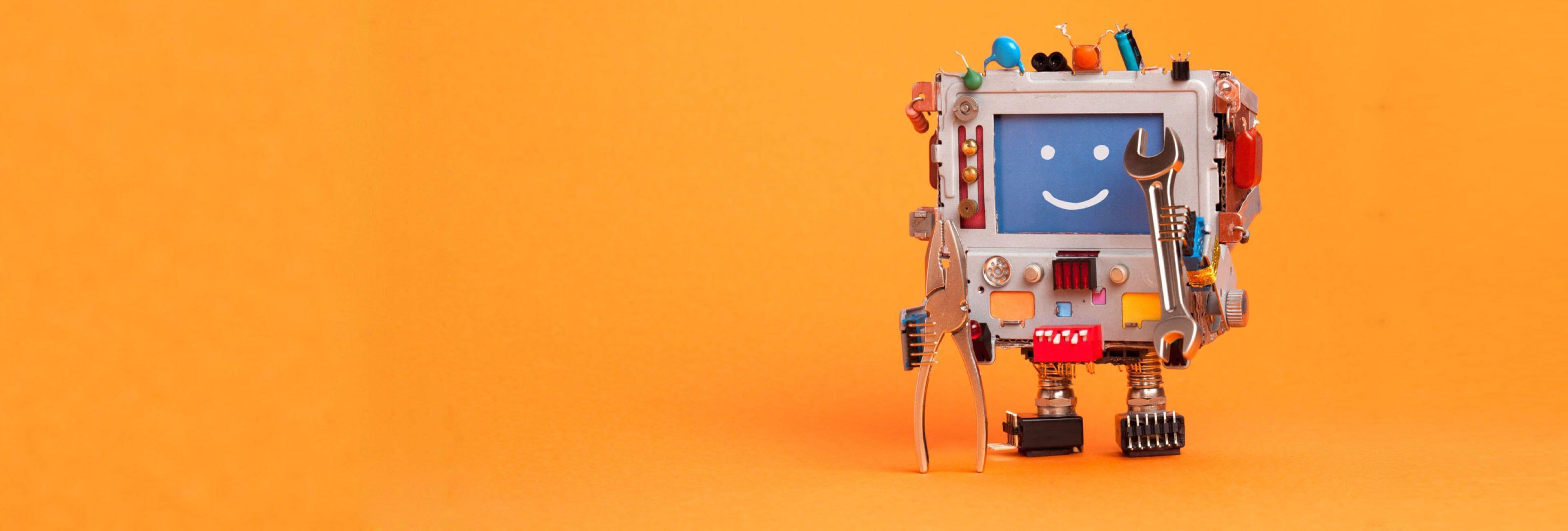 Robotics in Finance