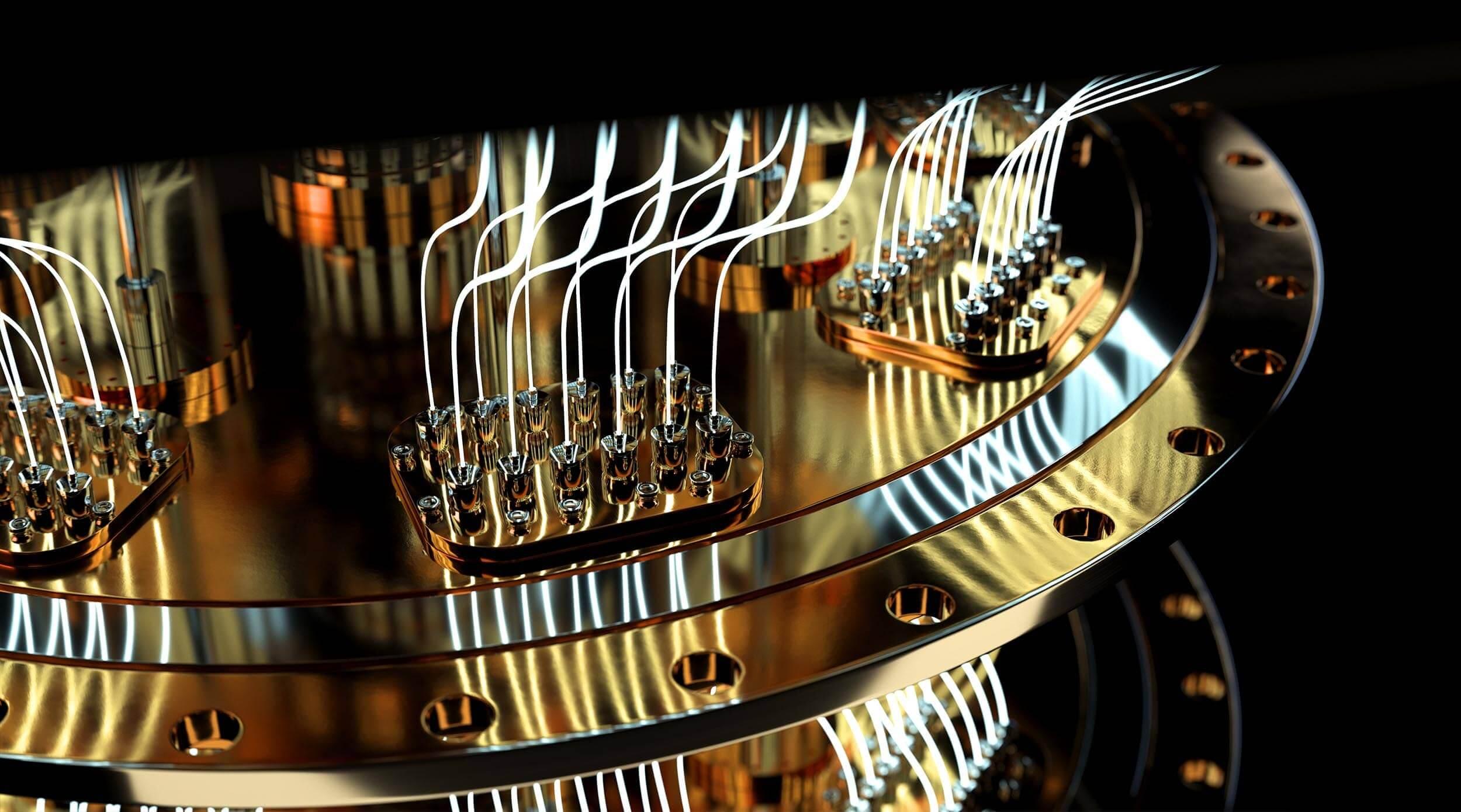 deep tech quantum computer